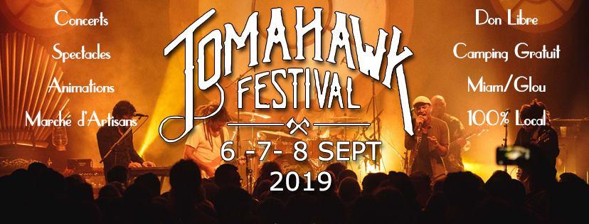 Affiche Tomahawk