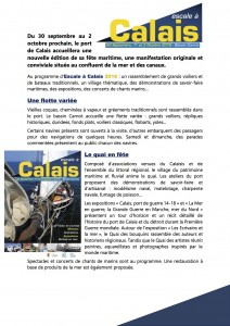 Escale a Calais 2016_CP DERNIERE VERSION